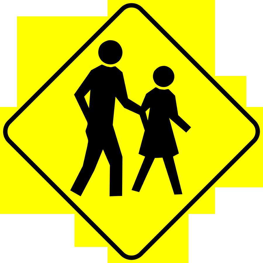 Pedestrian Sign...